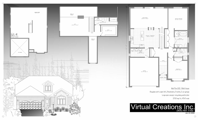 Custom Home Designs Townhouse Production Homes Virtual